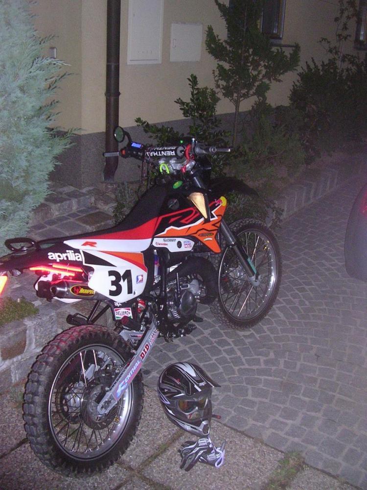 Aprilia RX 80 Racing