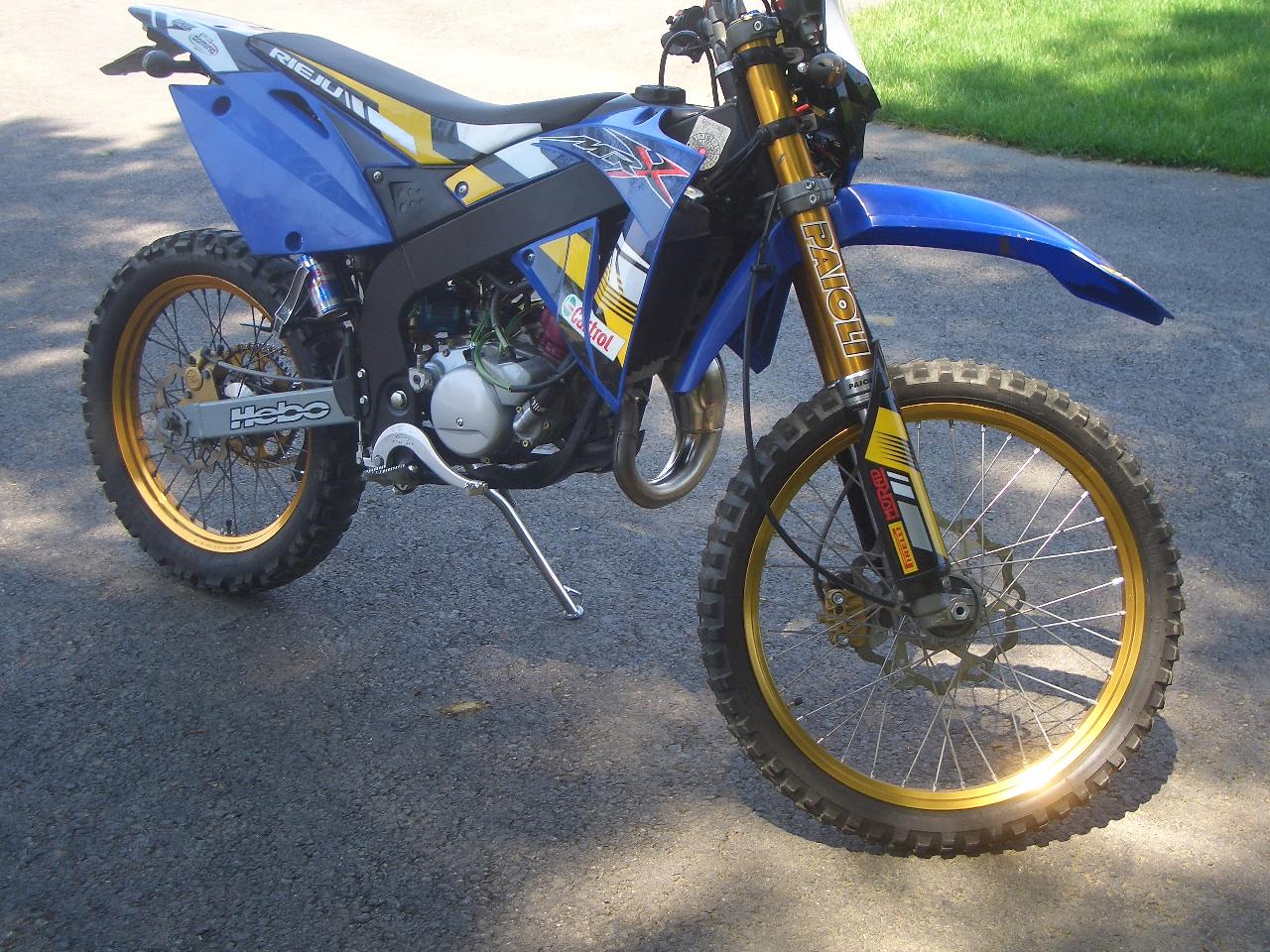 MRX 50 TOP Bj. 2005