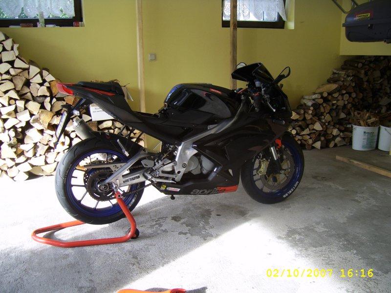 race me aprilia [rs 125]