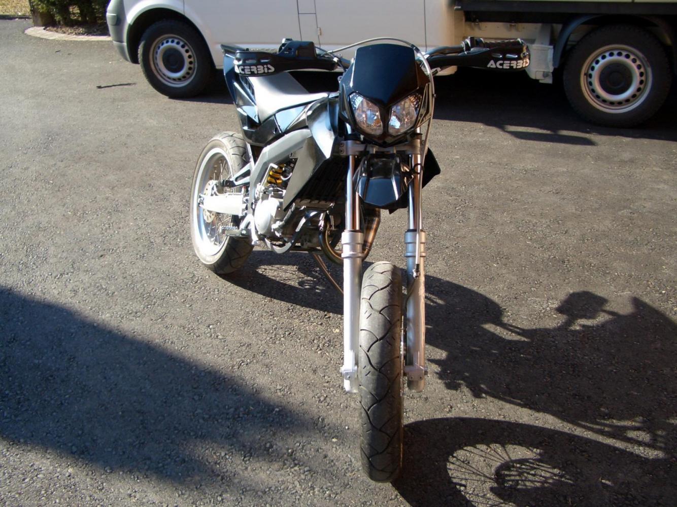 Aprilia sx50 2007