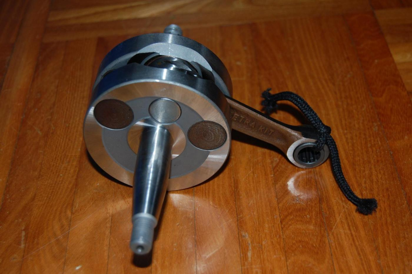 Metrakit Pro Race Kurbelwelle (39mm)
