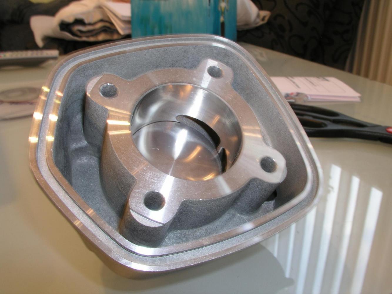 Bidalot Race Replica Zylinder