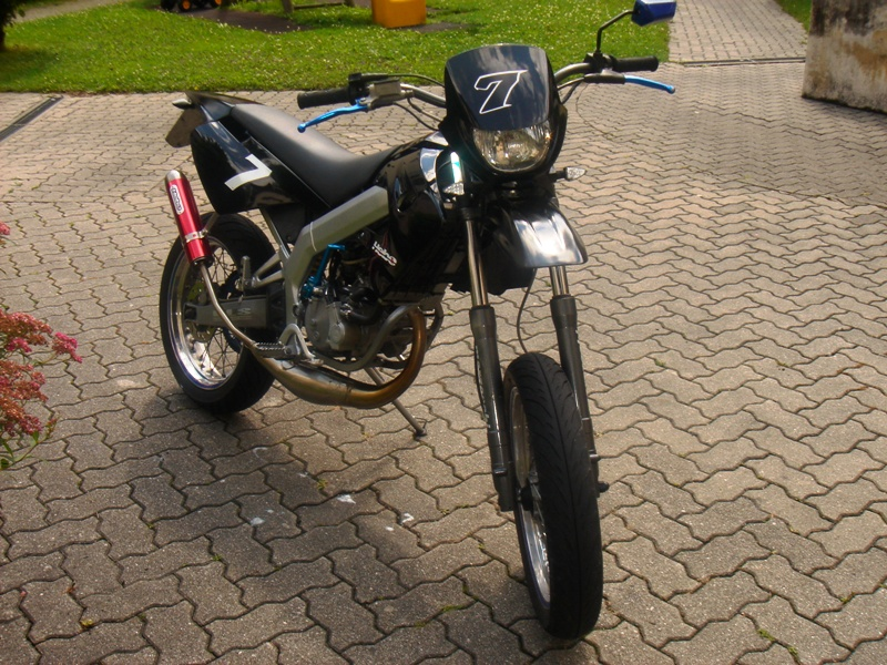 Derbi Senda X-Race 05