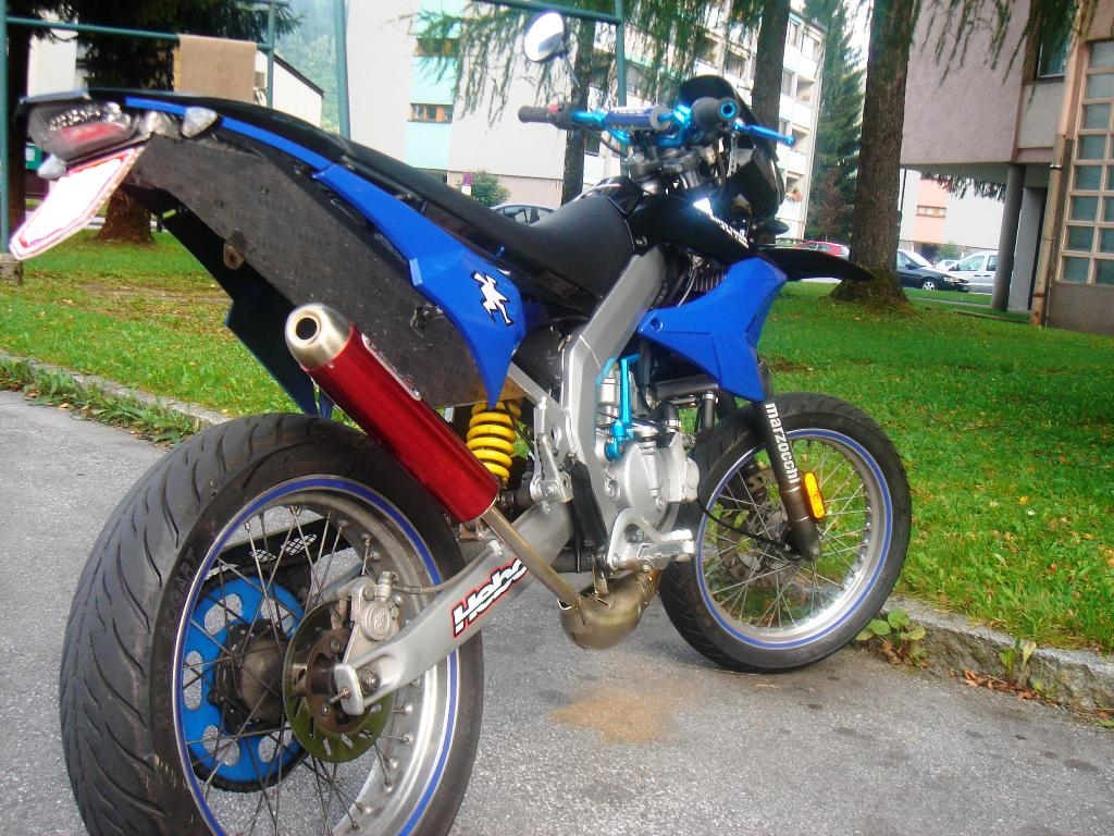Derbi Senda X-Race 05 - Hebo Performer
