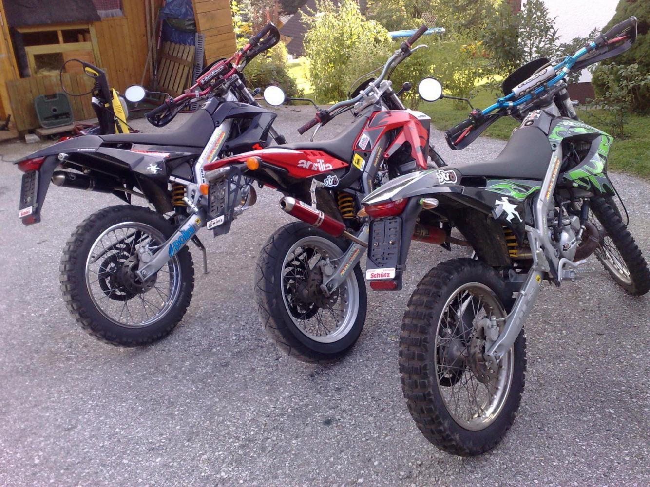 Moped GanG von Hinten ^^