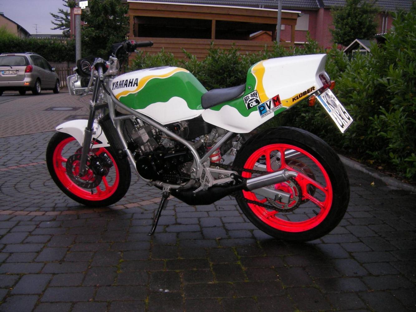 RD 350 YPVS