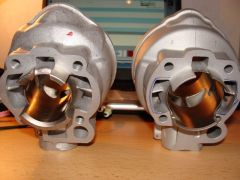 Airsal50 VS TP 86 Alu