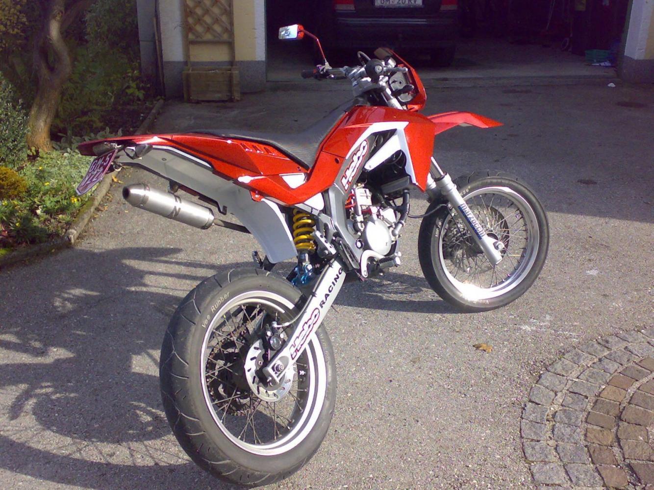 Aprilia SX