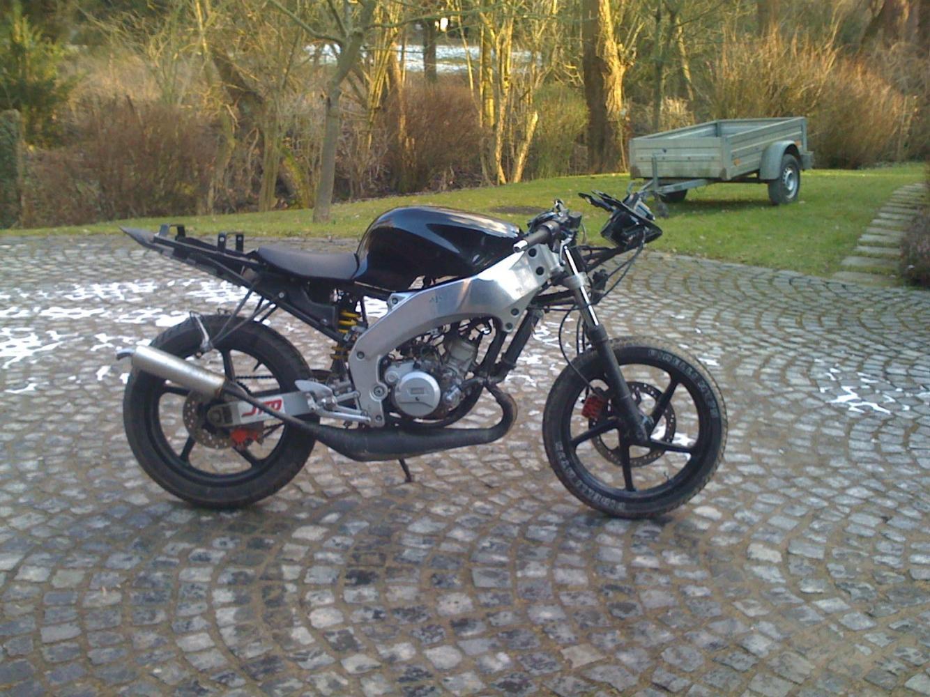 Aprilia RS 50 Nude ^^