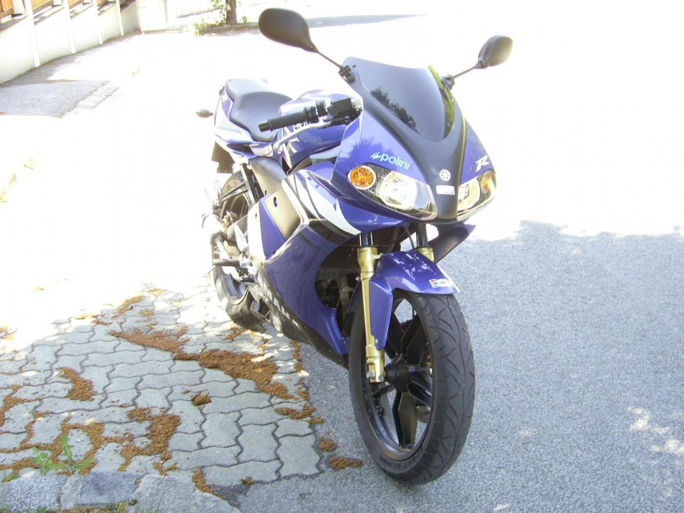 Yamaha TZR 70 Polini