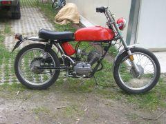 Meine Moto Morini Corsarino SS