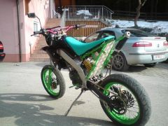 Monster energy Peugeot xps  / Motohispania