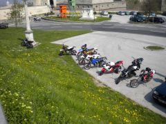 Mopedtreffen Bezirk Wr. Neustadt 2010