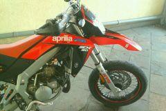 Aprilia SX50 Bj. 2008