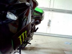 Rieju Rs1 Monster Energy