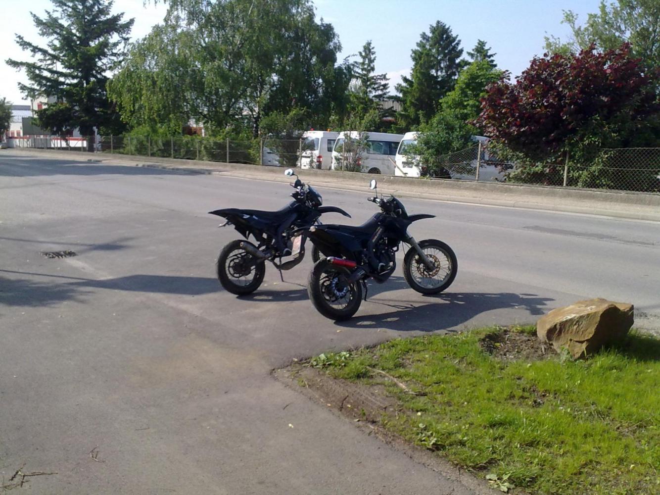 Moped meets Motorrad - Treffen und Meetings - 2Stroke-Tuning