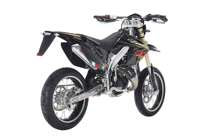 Die HM-Moto ist die geilste Supermoto mit 50 ccm die es zu kaufen gibt !