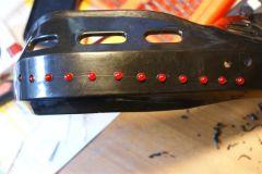 TunR Integral mit roten LEDs ;)