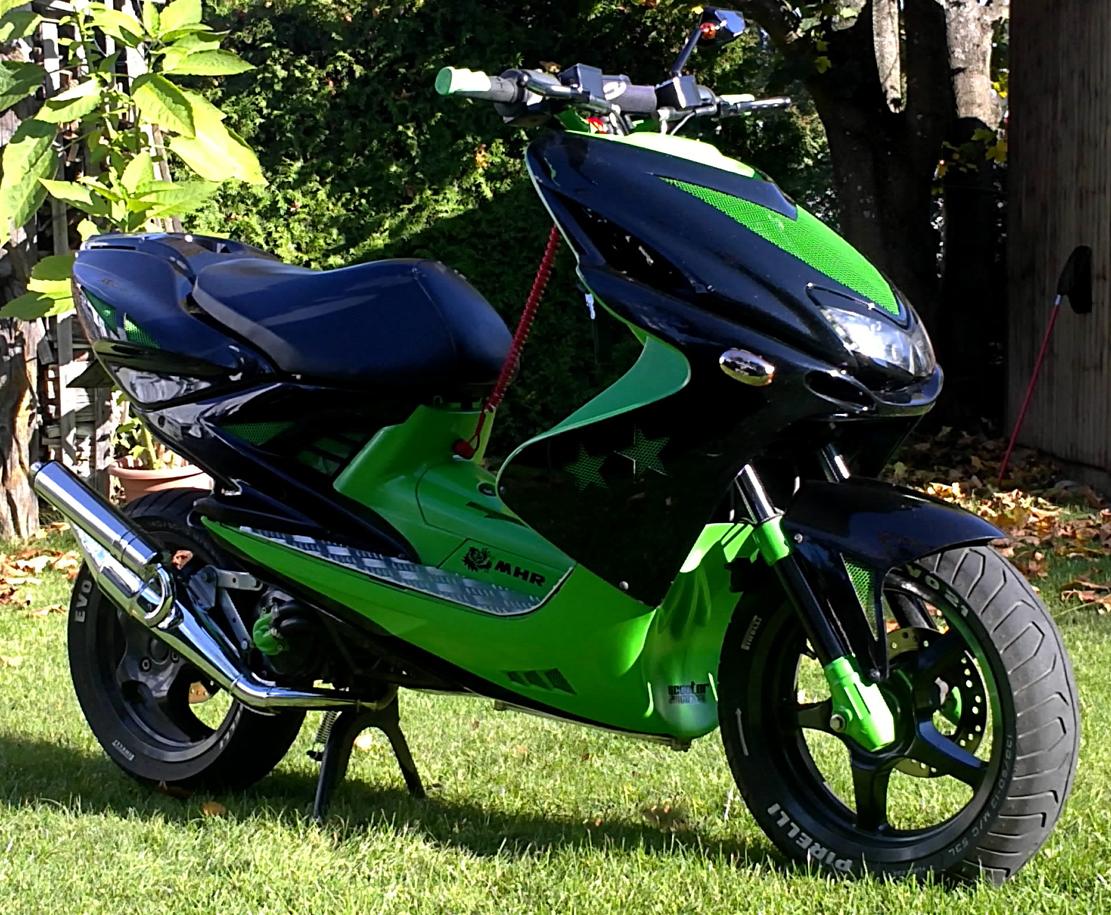 Mein Neuer Rox <3