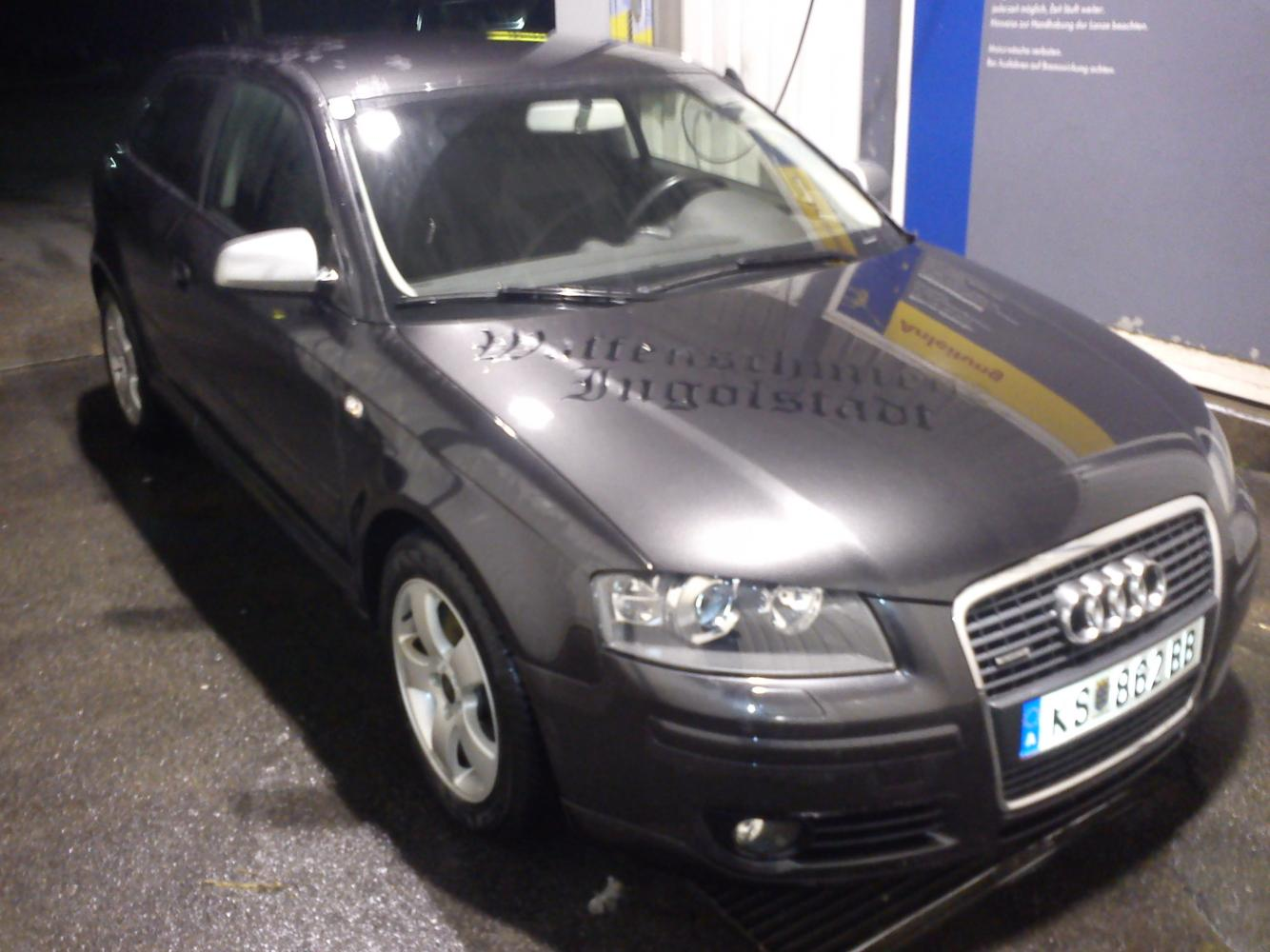 Neues Moped...Audi A3^^
