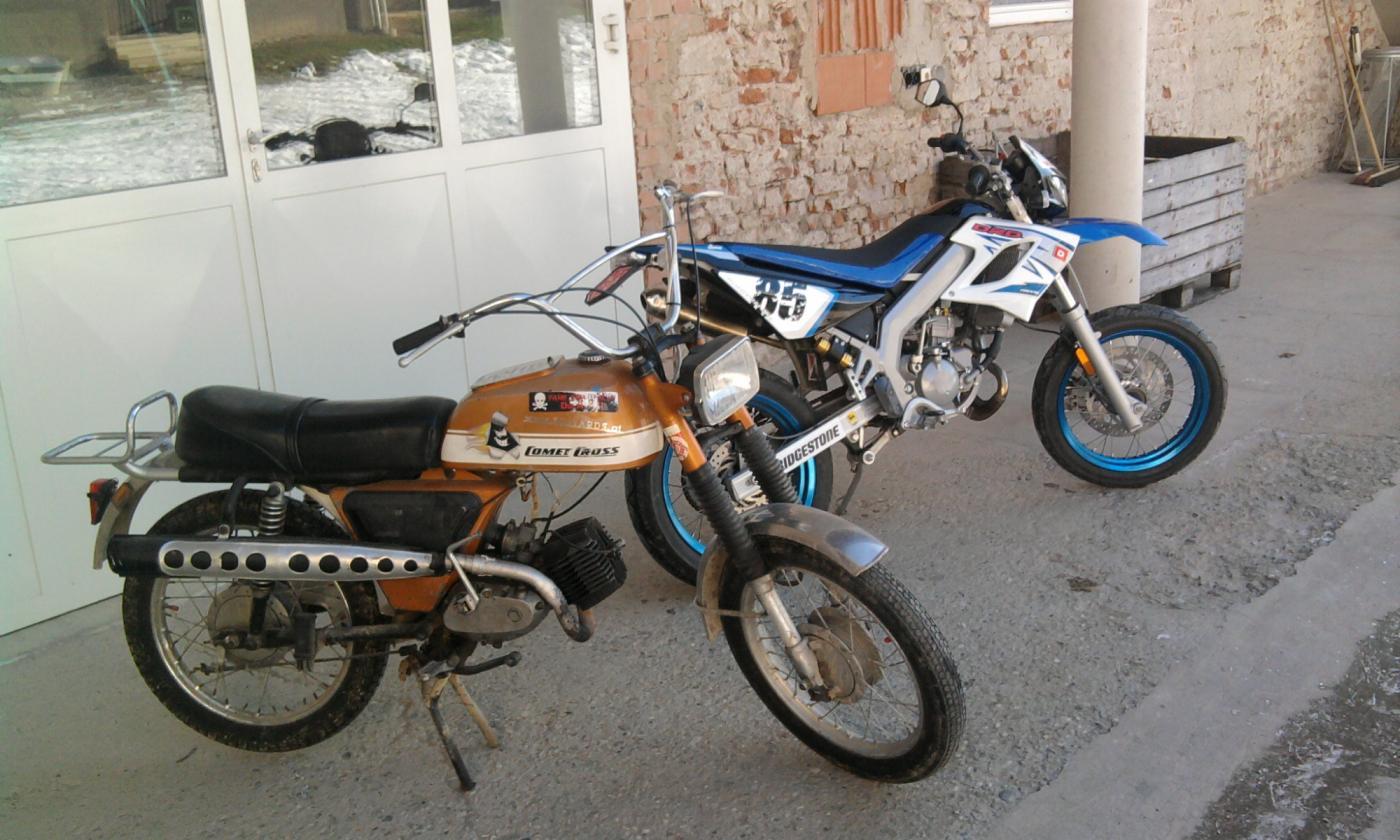 Derbi& KTM