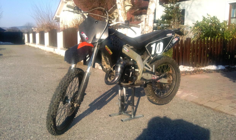My KTM Replica