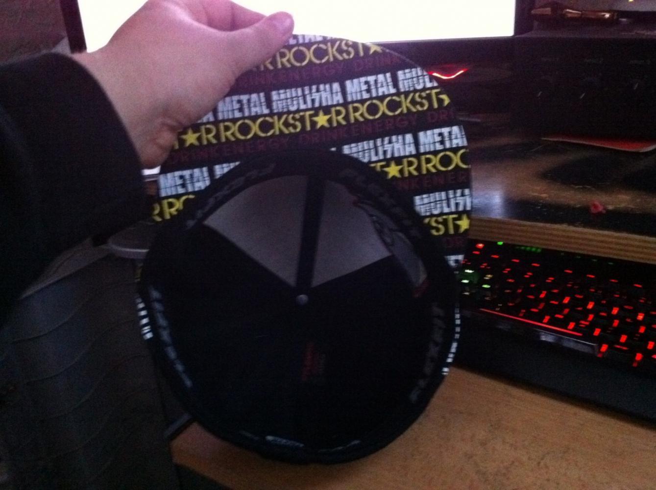 Meine neue Rockstar Energy CAP ^^