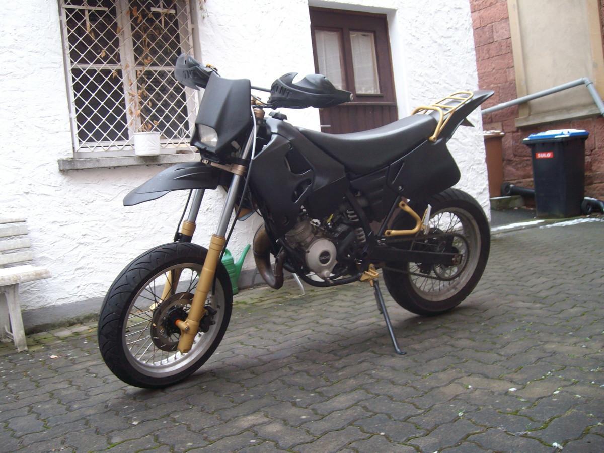 Sachs ZX 50 fertig :)