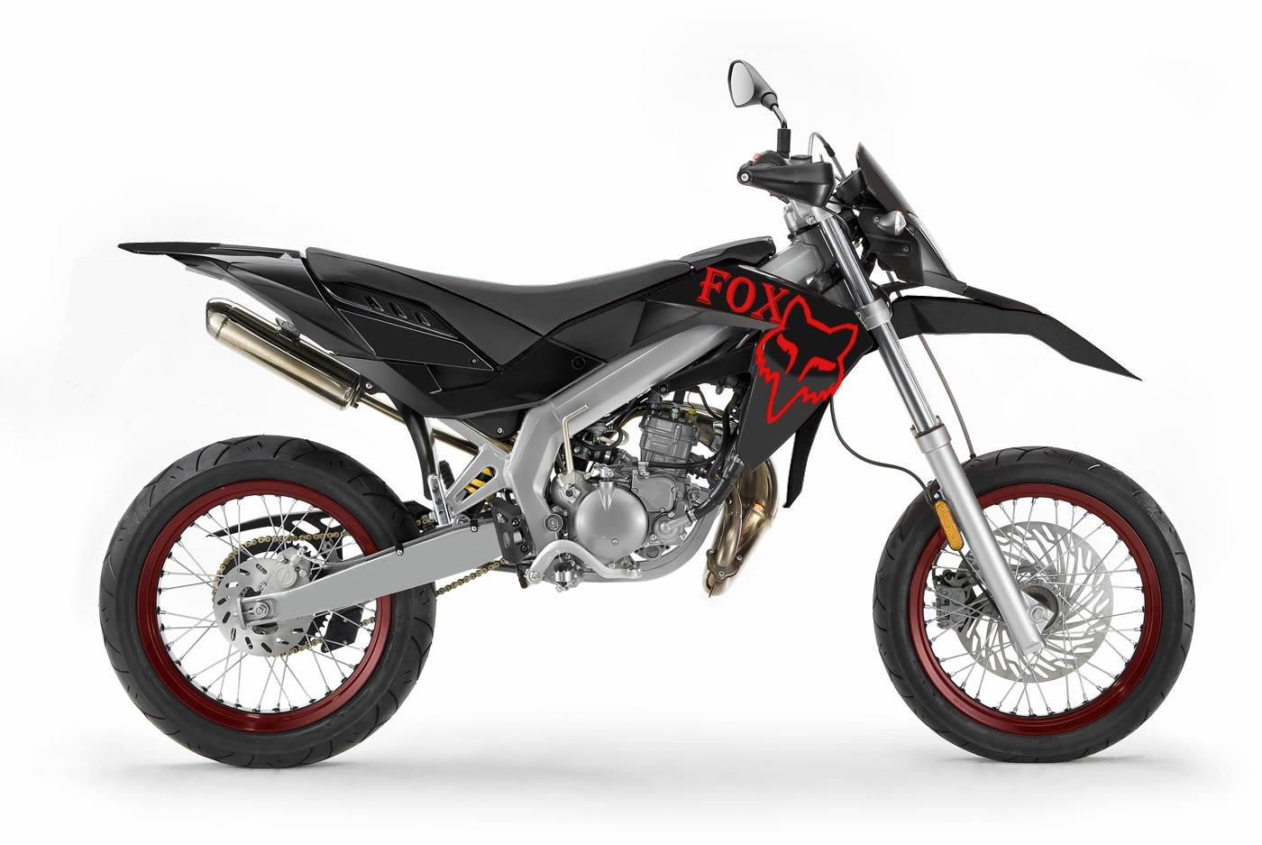 Fox Moped :D