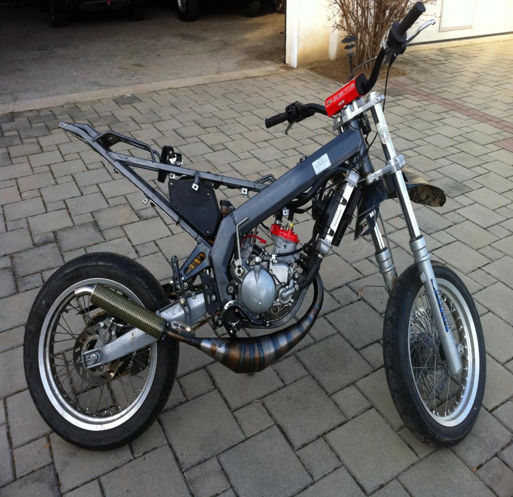 Aprilia SX 70