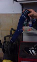 Socken-Trocken-Maschine