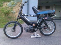 Crossmaxi 1 Seriennahe 50 ccm