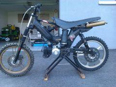 Crossmaxi 2 Offene Klasse 50 ccm