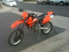 Der Sarg der Mopedzeit ^^