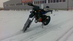 Schneekurving ftw