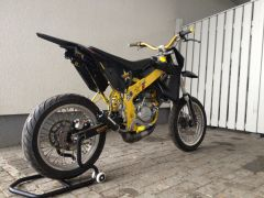 BRK Racing Bike ft. Rockstar Energy