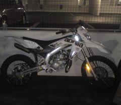 Aprilia RX 50 2011