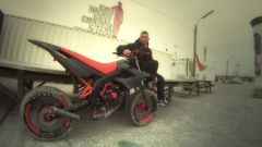 project derbi black & red - by Robin2710