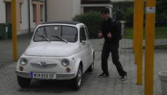 500er Puch Auto