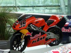 KTM 125 Factory Bike