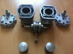 2x BRK 88cc + BRK R45