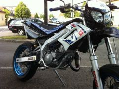 Derbi DRD Giannelli Carbon