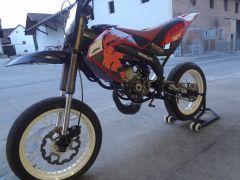 Mein Bike Full MXS 90 Gp prepa By WR