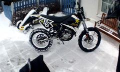 CPI SX Snow