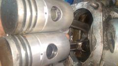 Puch Doppelkolbenmotor