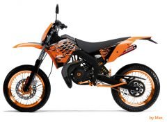 Derbi X-Race - KTM Fake