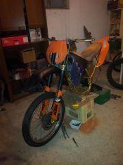 Rx50 Neuaufbau