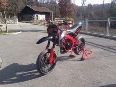 Aprilia SX by SX Rider