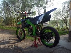 The Monster Energy Replica