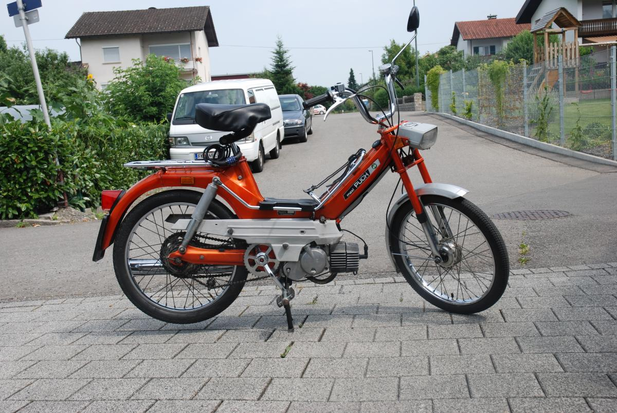 Puch Maxi L goes 70cc - Scooter, Maxi, Mofa und Co  - 2Stroke-Tuning